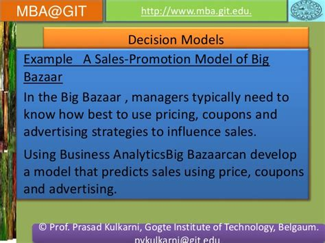 Mba Promo Code by Business Analytics Module 5 14mba14 According To New Vtu