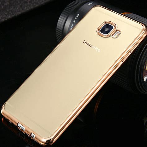 Samsung Galaxy A5 2017 Soft Bening Transparan Ultra Grip for samsung a5 2017 tpu soft clear gold plating back