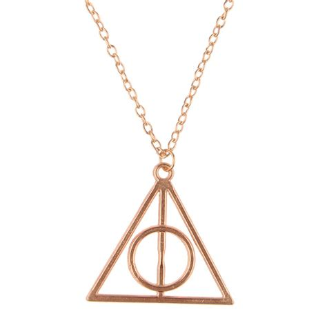 harry potter the deathly hallows charm talisman pendant