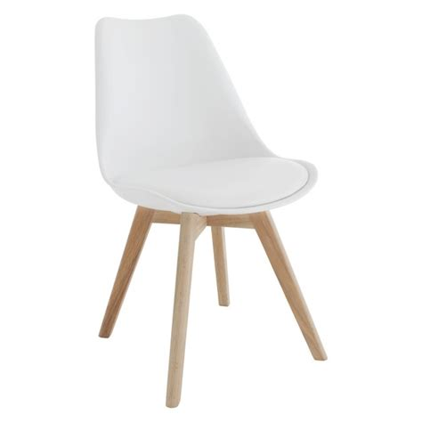 Habitat Dining Chairs Jerry White Dining Chair Buy Now At Habitat Uk