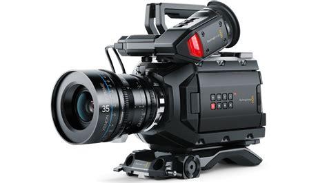 blackmagic  finally shipping  ursa mini  micro cinema cameras   global shutter