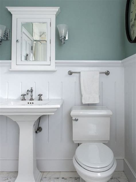 bathroom with chair rail bathroom mudroom design pictures remodel decor and