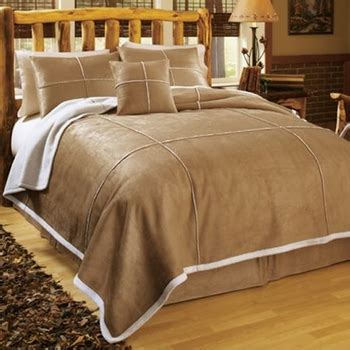 faux suede comforter sets faux suede shearling comforter set twin size