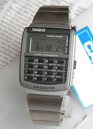 Casio Ca 506 1df 楽天市場 カシオ 腕時計 時計 casio カリキュレーター ca 506 1df海外モデル 計算機能機能付き レトロなデザインのデジタル calculator 加藤時計店 gショック楽天市場店