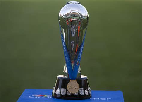 trofeo liga mx goal
