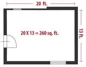 How To Calculate Square Footage Of House How To Calculate Square Feet If Your Home Is A Hexagon