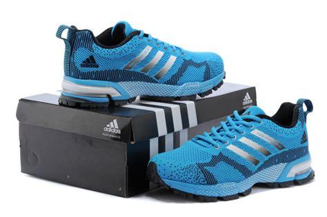 Sepatu Running Adidas Marathon Tr13 Black adidas originals sweatshirt navy s adidas marathon tr
