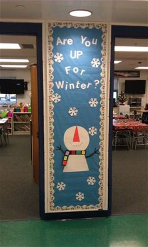 1000 images about snow bulletin boards on