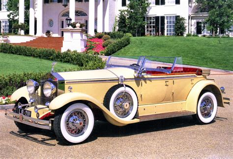 yellow rolls royce great gatsby 1930 rolls royce phantom i ascot dual cowl phaeton by