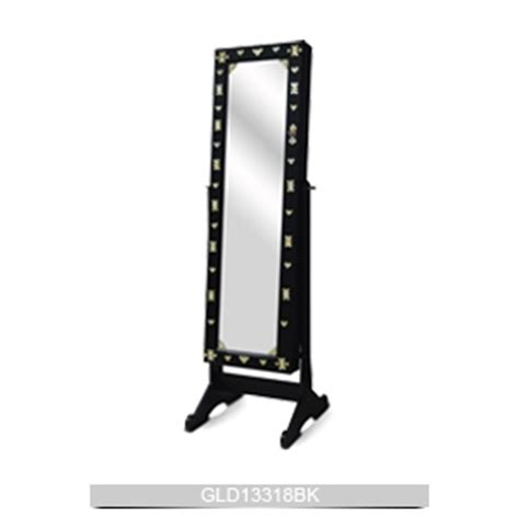 High Quality Jewelry Armoire by 2014 Mid East Style Popular Length Mirrored Jewelry