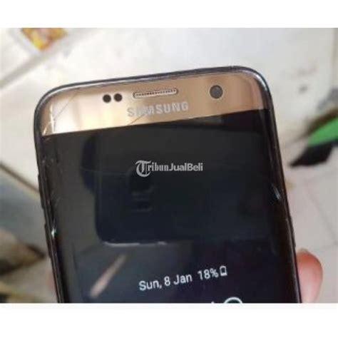 handphone bekas samsung s7 edge gold platinum duos 32gb