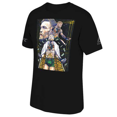 T Shirt Mcgregor Ufc conor mcgregor ufc 229 reebok t shirts fighterxfashion