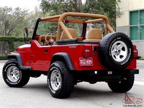Jeep Wrangler 993 Owners Manual Ggettvu