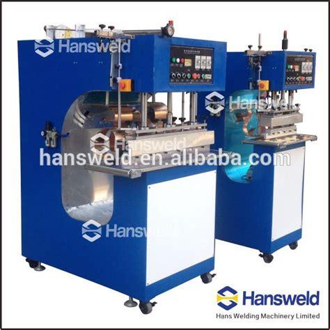 Mesin Las Dinding frekuensi tinggi mesin las pvc terpal untuk truk penutup mesin kanvas tukang las plastik tukang