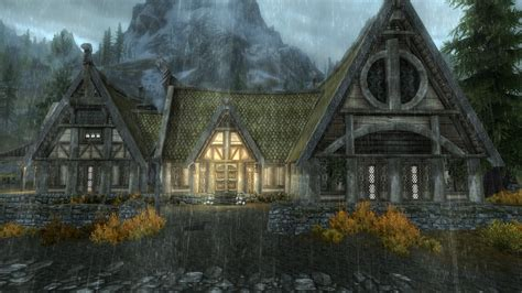 buying a house in whiterun whiterun outskirts market at skyrim nexus mods and community