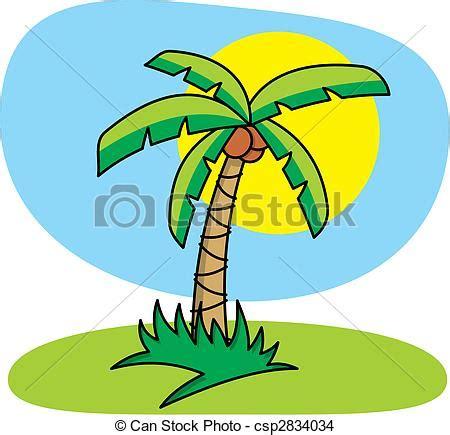 coco kartun eps vector de palma vector 225 rbol cartoon ilustraci 243 n