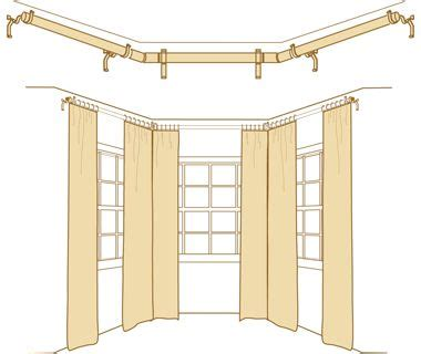 how do you put curtains on a bay window best 25 bay window curtains ideas on pinterest curtains