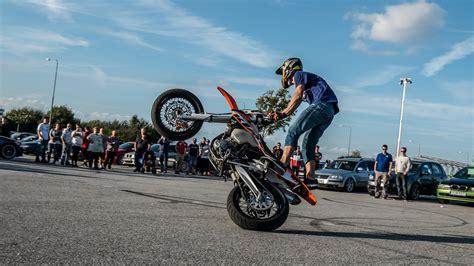 Ktm 450 Exc Supermoto Ktm Supermoto Stunts 450 Exc Freeride E 2015