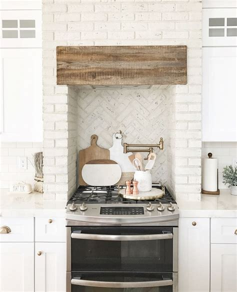 best ideas about faux brick backsplash on faux white brick