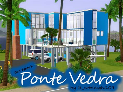 dan tyree mod the sims dan tyree s ponte vedra