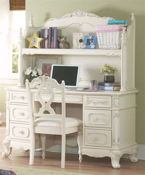 youth desk with hutch cinderella youth writing desk w hutch from homelegance