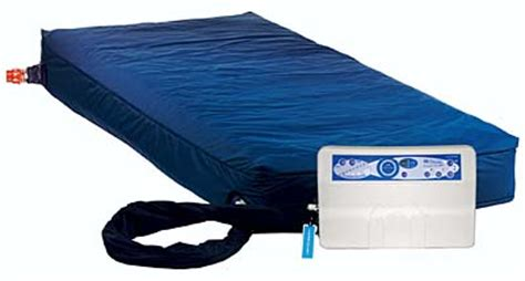 power pro elite model 9500 alternating pressure air mattress system with gentle low air loss