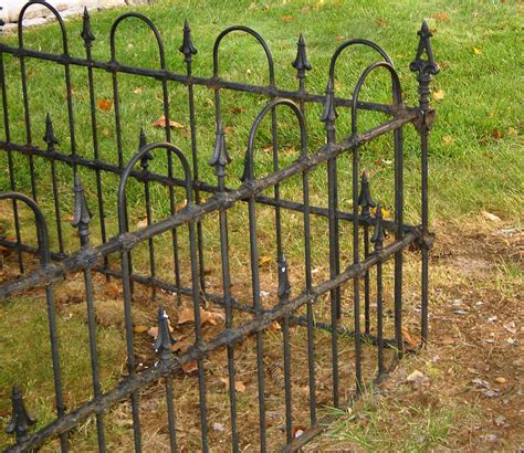 rod iron home decor decor tips enchanting rod iron fence with chic ornament