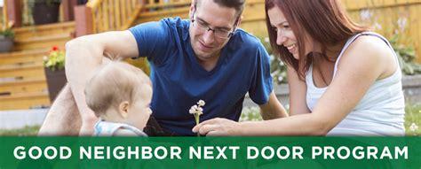 Next Door Housing Program by Next Door Program Saves Servants On Home Loans Summit Mortgage