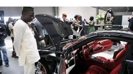 Property Auctions Rich Nigerians Spending Millions by Nigeria Lacks Lustre For Its Wealthy The National