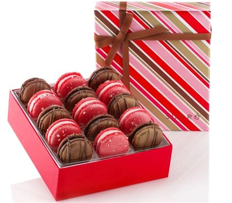holiday macarons gift box  sucre  order dessert