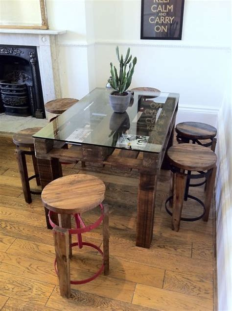 pallet kitchen table with glass top tips for selecting