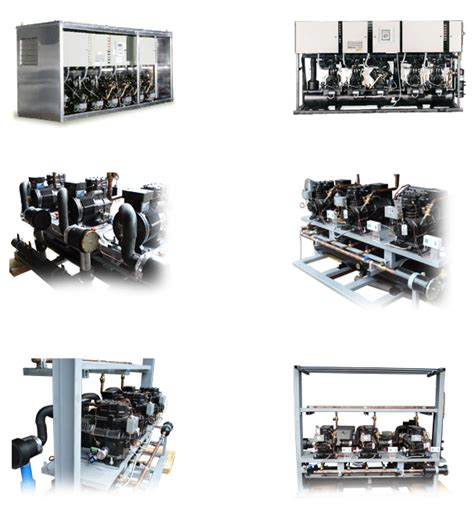 Compressor Rack System by Unity Marketing Corporation 187 Products 187 Unity Customized