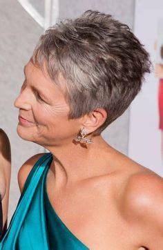 womens bush cut short pixie cut for mature women over 70 judi dench