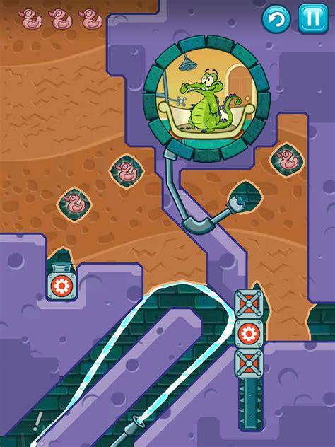 Бесплатные игра на андроид крокодильчик свомпи