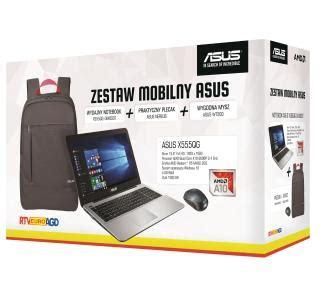 Asus X555qg A10 9600 4gb 1tb 15 6 R8 M345dx 2gb Black laptopy asus opinie i ceny oleole