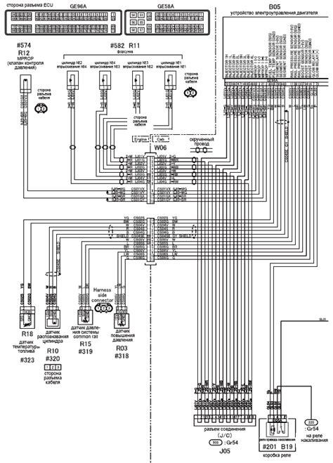 MITSUBISHI FUSO Truck Wiring Diagrams - Car Electrical