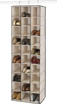 25 best ideas about hanging shoe organizer on
