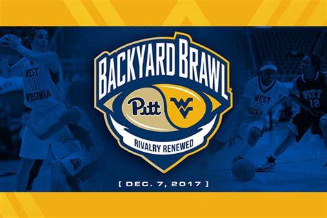 backyard brawl backyard brawl rivalry renewed in wbb wvu today west
