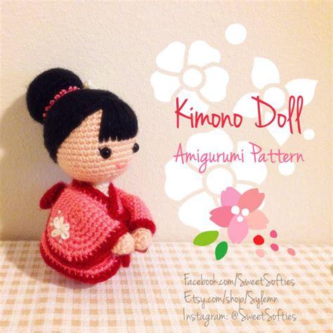 amigurumi pattern japan free amigurumi crochet doll pattern japanese kimono doll anime