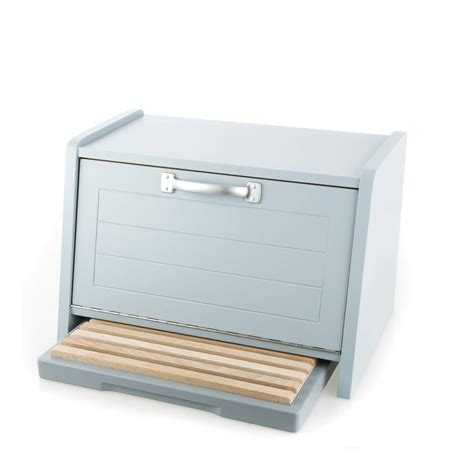 Toaster For Large Bread Painted Bread Bin And Bread Board Set By Ella S Kitchen