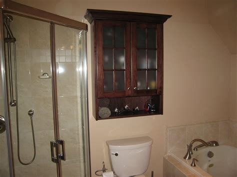 interior bathroom cabinets over toilet burlington