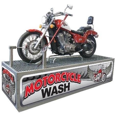 Motorrad Waschanlage by Motorcycle Wash Package At The Best Prices Call 800 233 3873