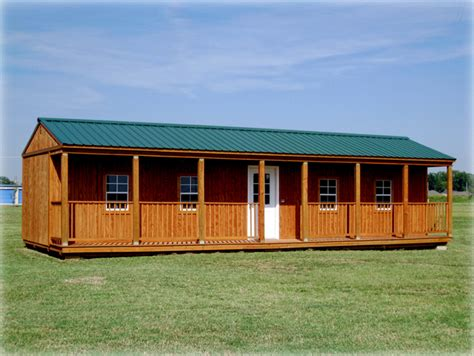 Storage Sheds Tallahassee by Side Proch Cabin Graceland Of Tallahassee