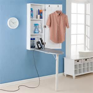 ironing board wall cabinet 5 tricks to make your flat feel the box room