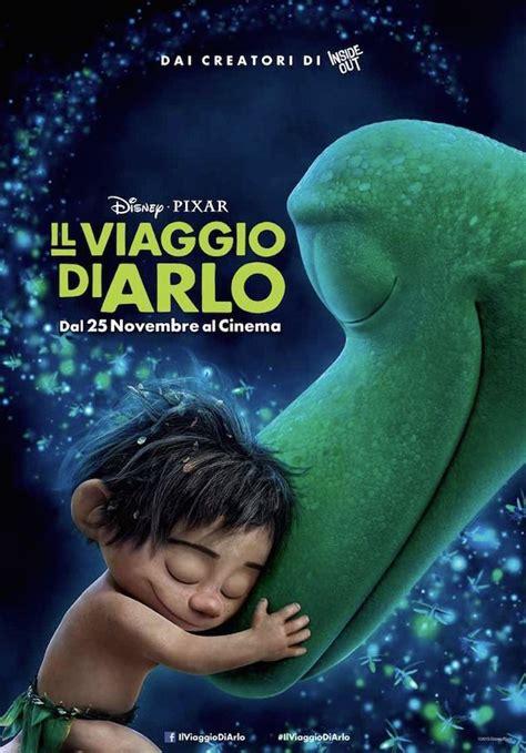 film disney al cinema il viaggio di arlo il film nuovo disney pixar dal 25