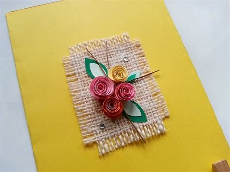 how to make e greeting cards diy floral greeting card 183 how to make a quilled greetings
