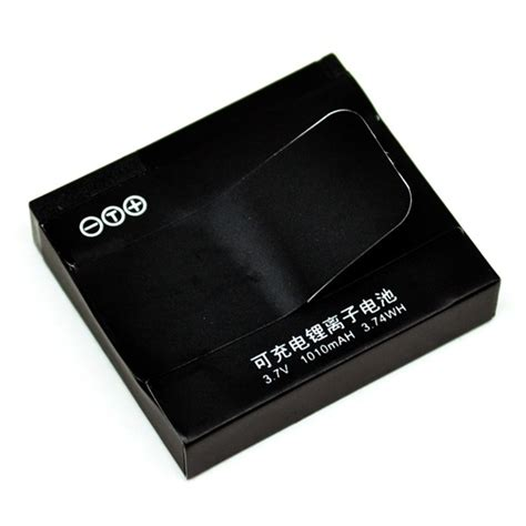 Baterai Yi Taffware Baterai Xiaomi Yi 1010 Mah Black