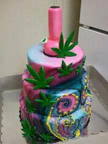 marihuana kuchen stoner cookbook rainbow cakes