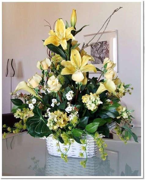 centrotavola fiori finti decorare casa con i fiori finti foto 13 40 design mag