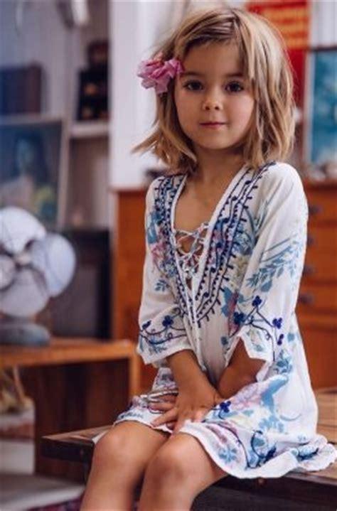 mini young models foto coiffures de plage pour les petites filles actualit 233